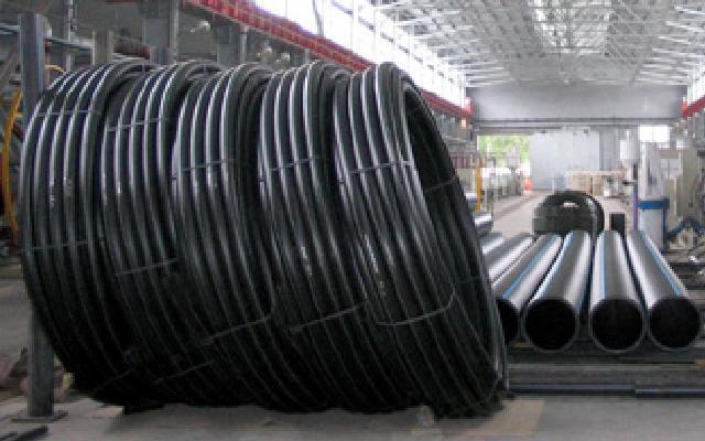 Трубы из полиэтилена для систем водоснабжения